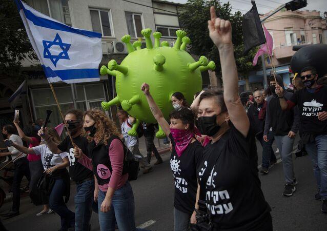 Proteste in Israele
