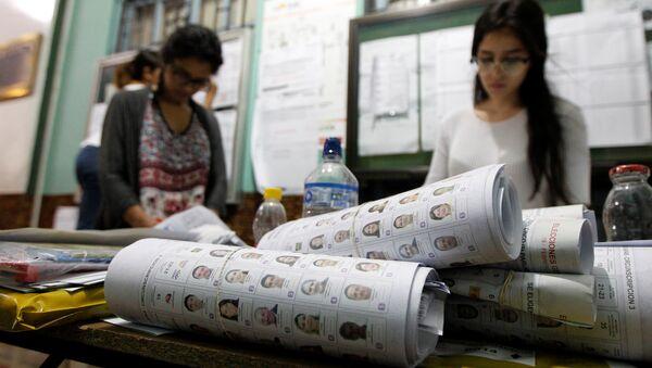 Elezioni in Ecuador, immagini di repertorio - Sputnik Italia