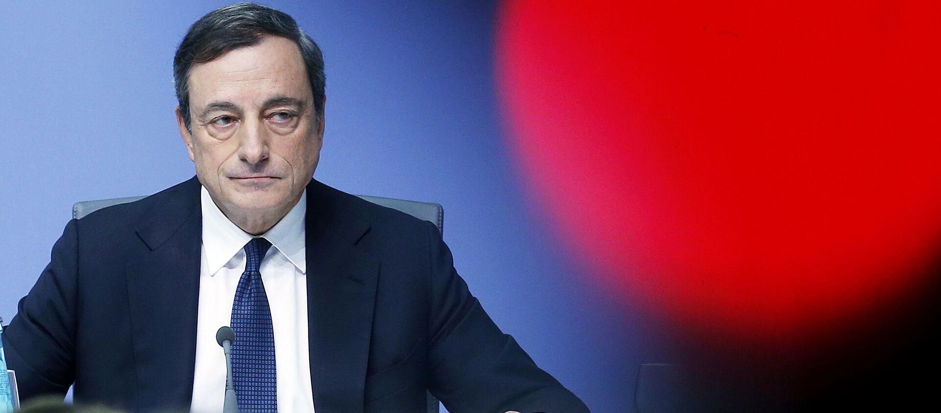 Mario Draghi - Sputnik Italia, 1920, 25.04.2021