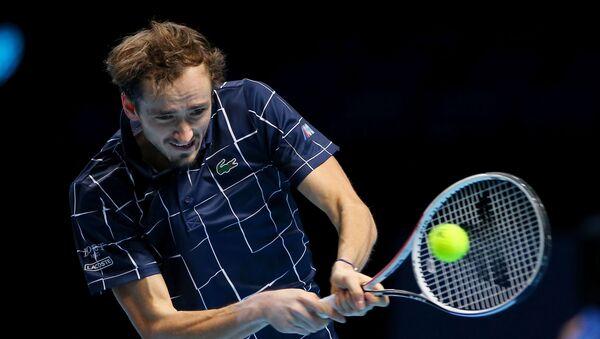 Daniil Medvedev, vincitore dell'ATP Cup di Melbourne - Sputnik Italia
