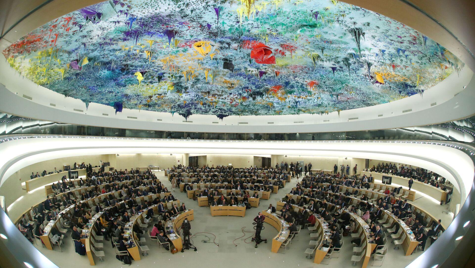 Le Conseil des droits de l'homme de l'ONU - Sputnik Italia, 1920, 08.02.2021
