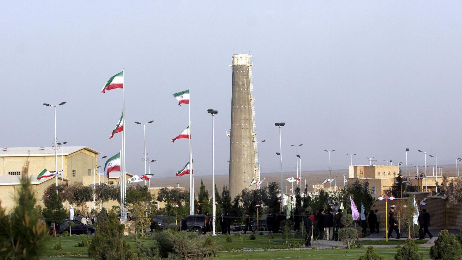 L'impianto di arricchimento dell'uranio di Natanz, Iran - Sputnik Italia, 1920, 11.04.2021