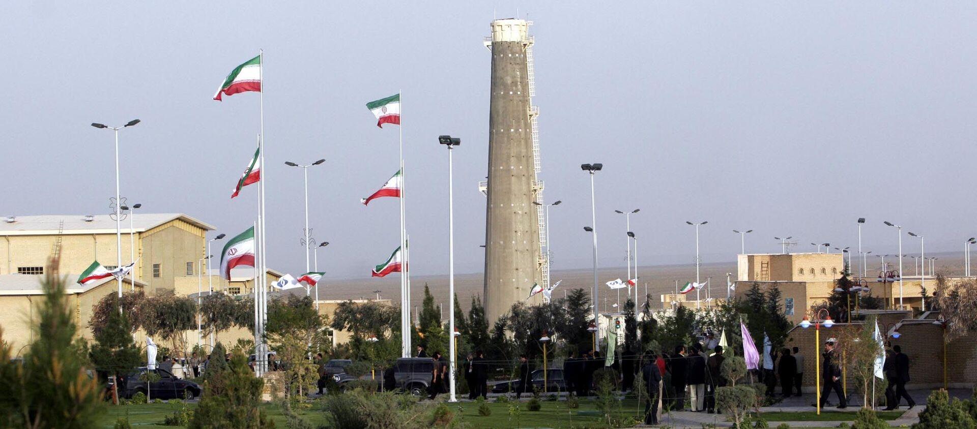 L'impianto di arricchimento dell'uranio di Natanz, Iran - Sputnik Italia, 1920, 08.02.2021
