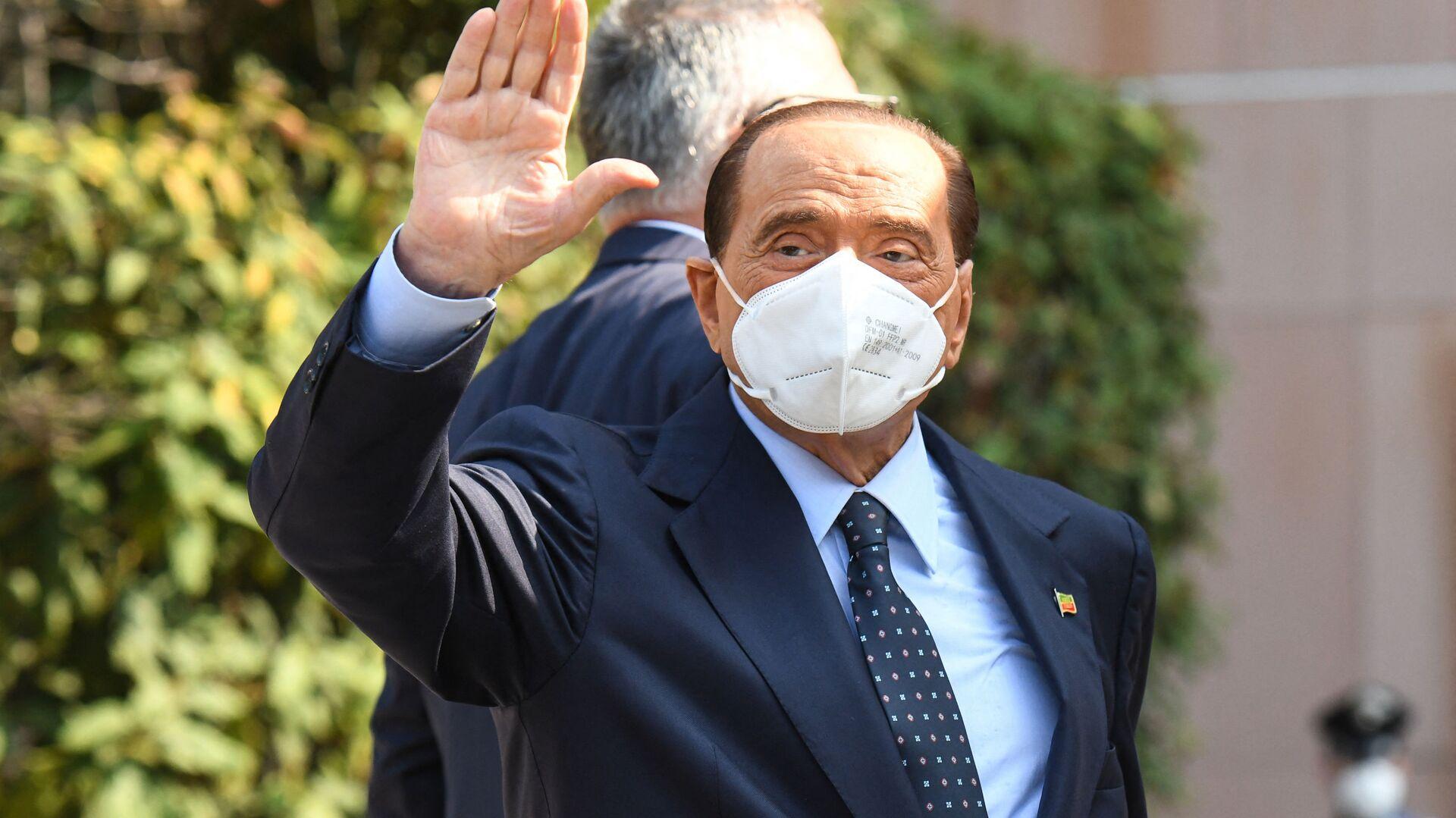 Silvio Berlusconi - Sputnik Italia, 1920, 27.07.2021