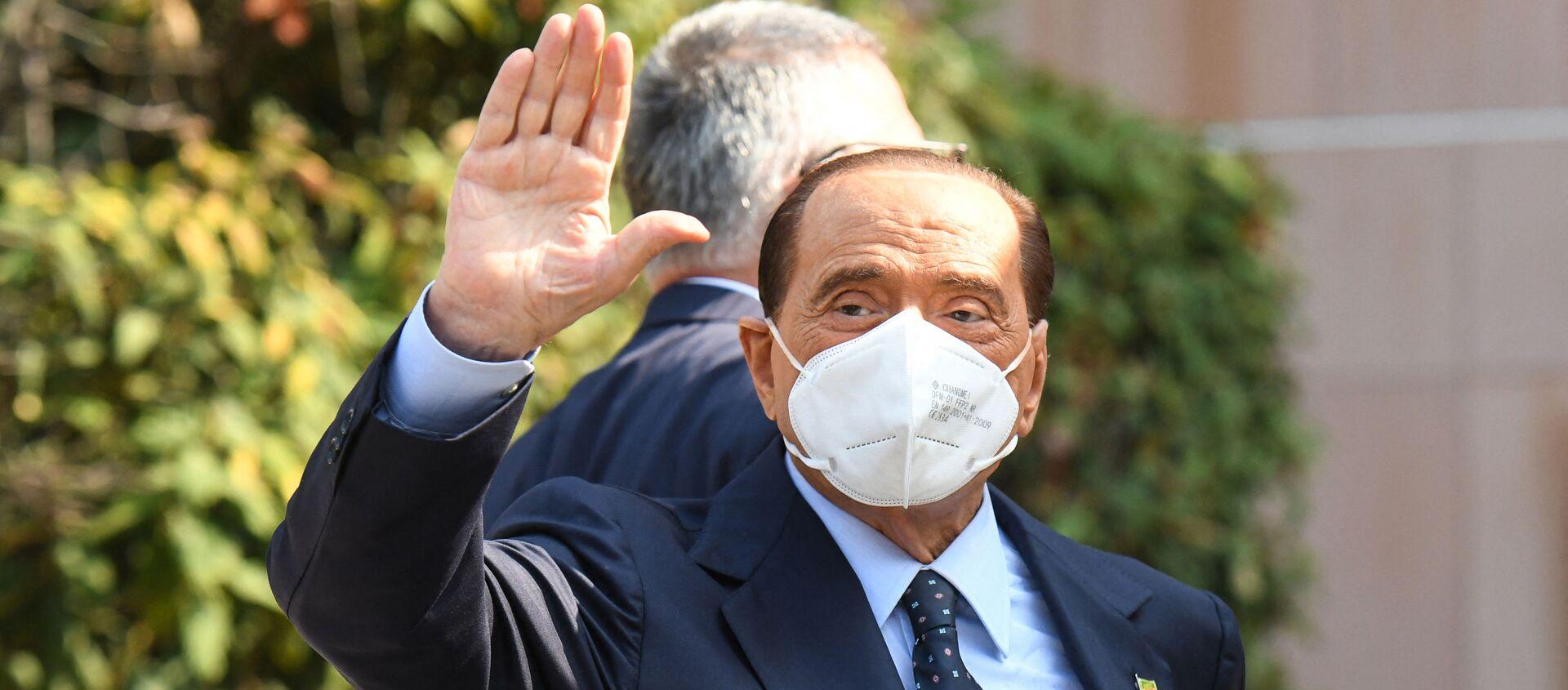 Silvio Berlusconi - Sputnik Italia, 1920, 12.02.2021