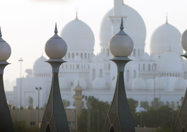 Abu Dhabi, capitale degli Emirati Arabi Uniti
