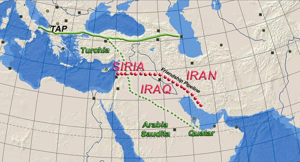 Progetto Friendship Pipeline, il gasdotto che vuole portare il gas iraniano fino in Europa