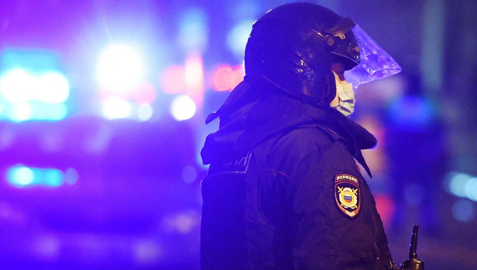 Un agente di polizia russa - Sputnik Italia, 1920, 11.02.2021