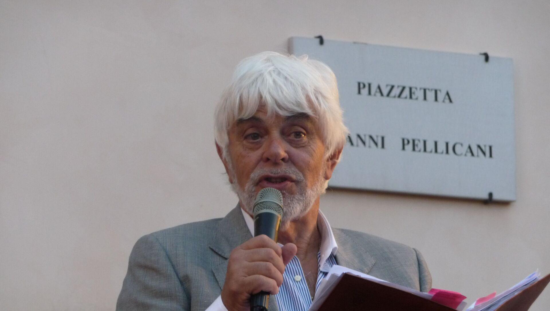 Valerio Massimo Manfredi, storico italiano - Sputnik Italia, 1920, 11.02.2021