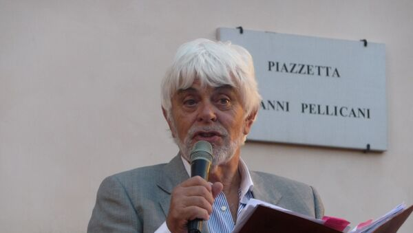 Valerio Massimo Manfredi, storico italiano - Sputnik Italia