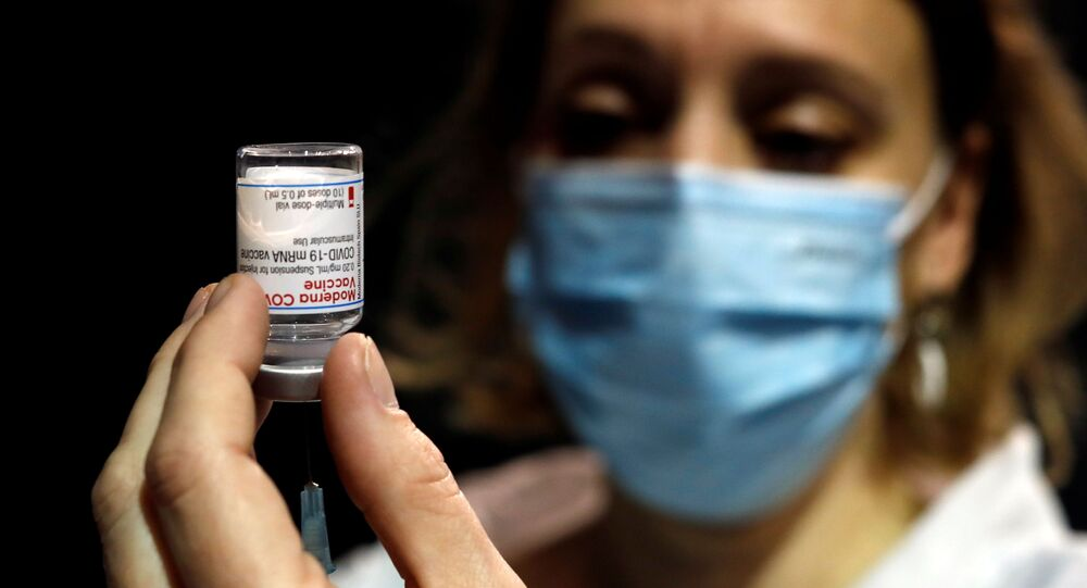 Vaccino Moderna