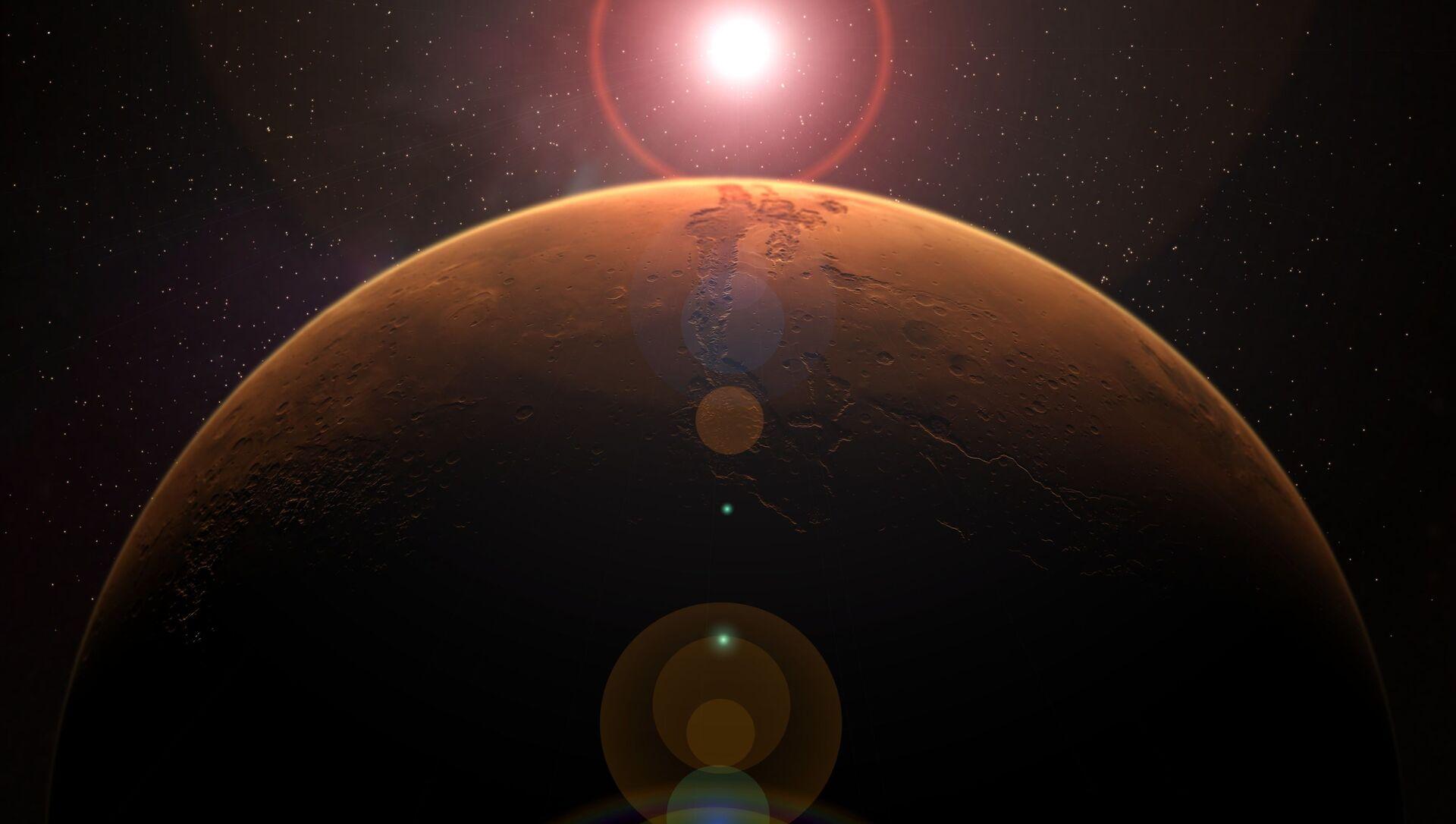 Marte - Sputnik Italia, 1920, 14.02.2021