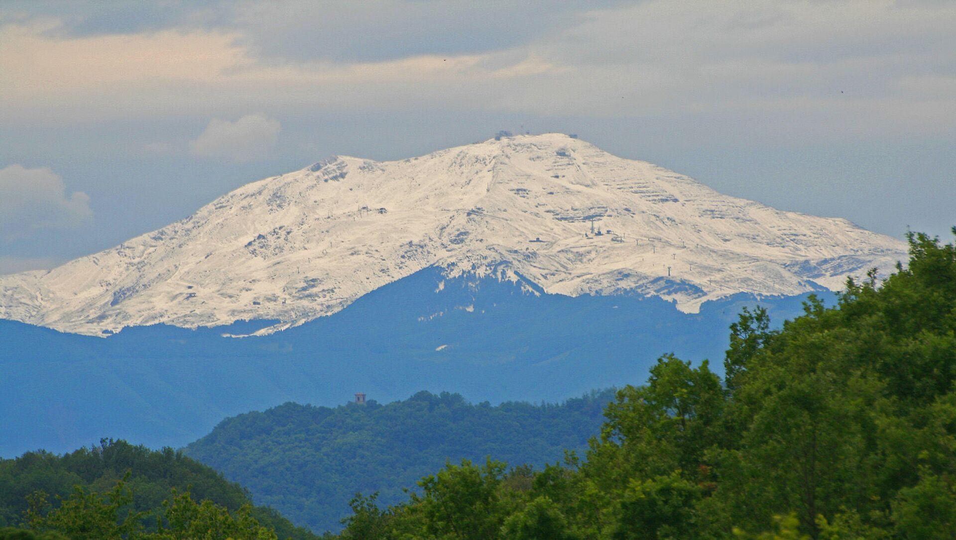 Monte Cimone, Appennino tosco-emiliano - Sputnik Italia, 1920, 13.02.2021