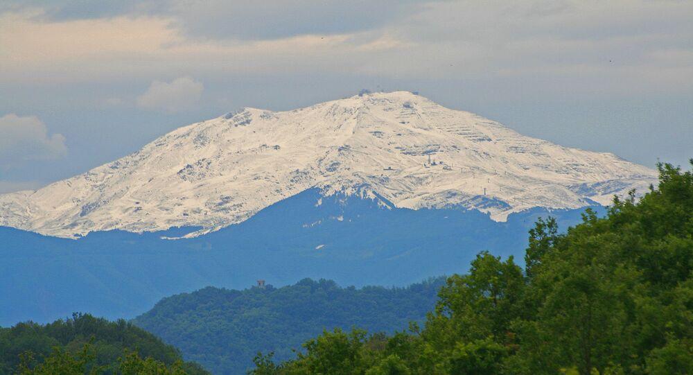 Monte Cimone, Appennino tosco-emiliano
