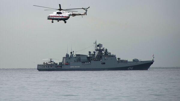 Nave Admiral Grigorovich - Sputnik Italia