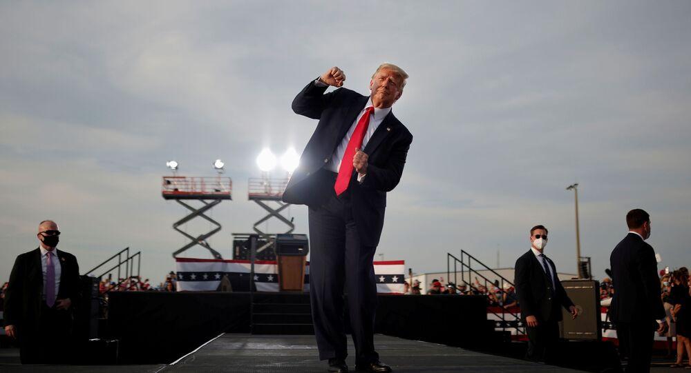 Donald Trump (foto d'archivio)