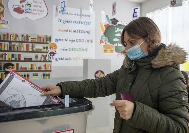 Elezioni parlamentari nell'autoproclamata Repubblica del Kosovo