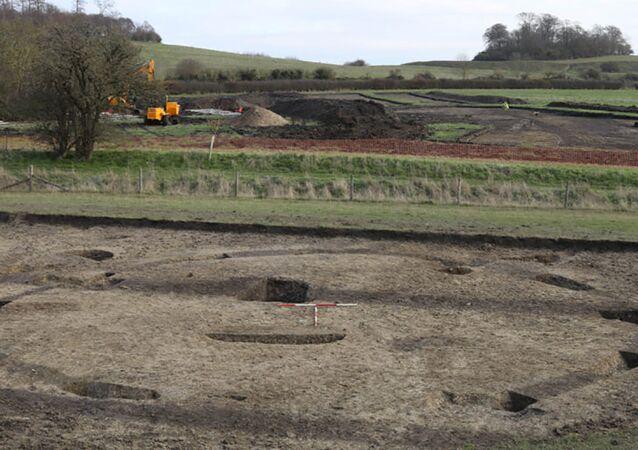 Insediamenti romani nel distretto di Oxfordshire