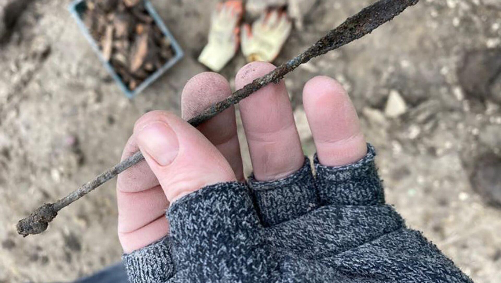 Come si viveva nell'età del ferro? Sorpresa da uno scavo archeologico - Sputnik Italia, 1920, 14.02.2021