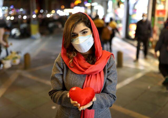 Ragazza iraniana