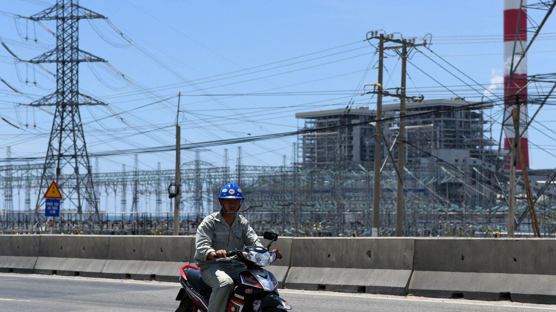Centrale elettrica a carbone Vinh Tan ( costruita dalla Cina) in Vietnam - Sputnik Italia, 1920, 12.06.2021