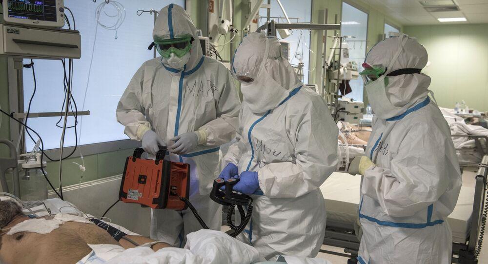 Medici ed il paziente