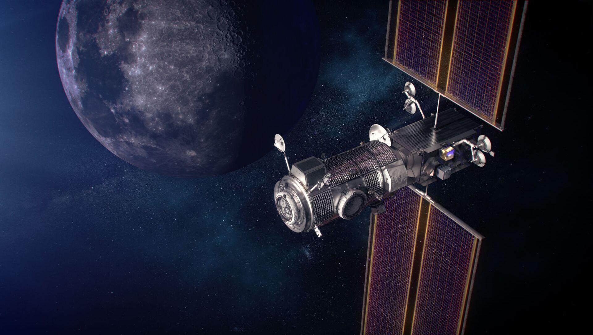 Ritorno sulla Luna, a Torino si costruisce il primo modulo - Sputnik Italia, 1920, 16.02.2021