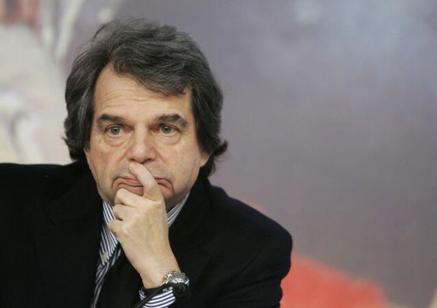 Ministro per la pubblica amministrazione nel governo Draghi, Renato Brunetta