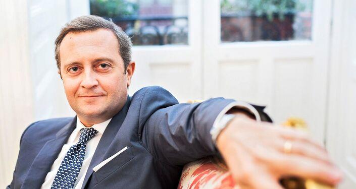 L'avvocato Felice Giuffrè, professore ordinario dell'Università di Catania
