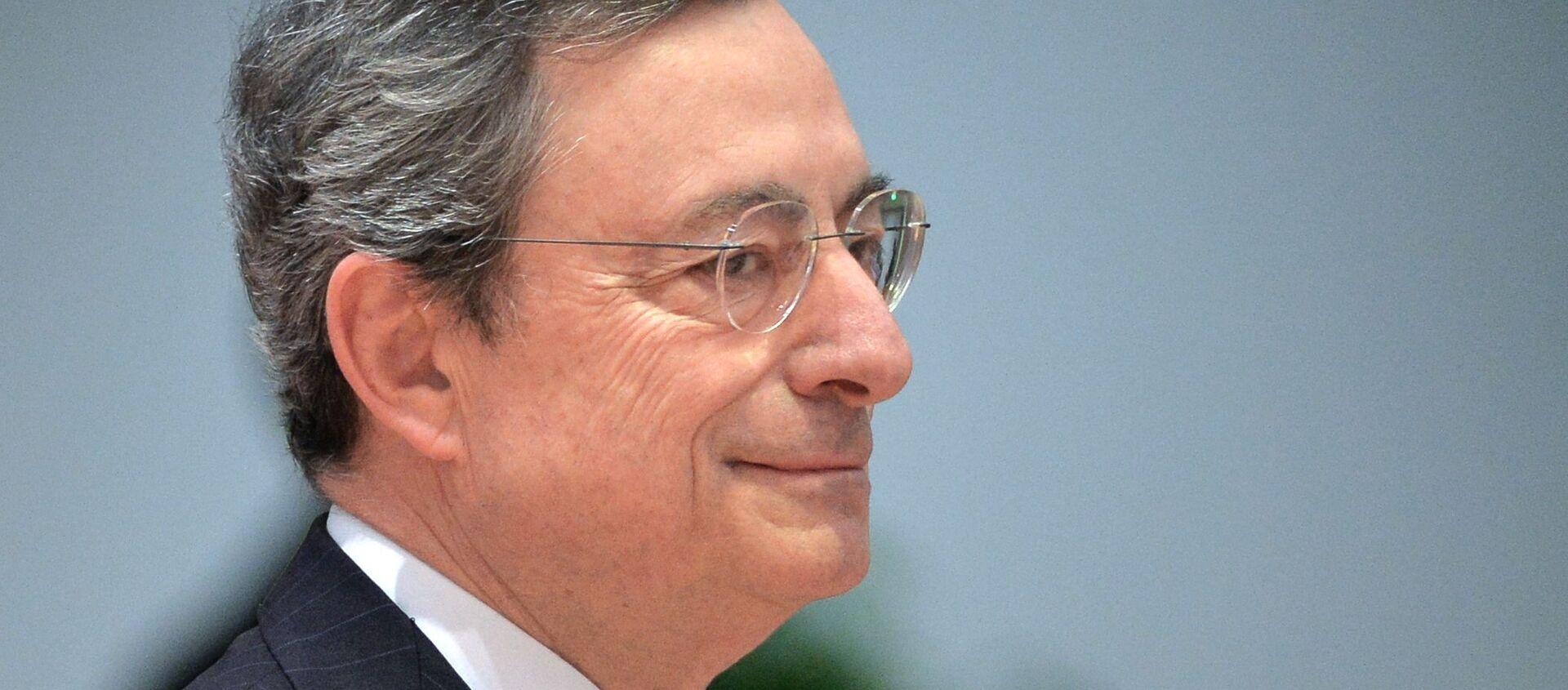 Mario Draghi  - Sputnik Italia, 1920, 18.02.2021