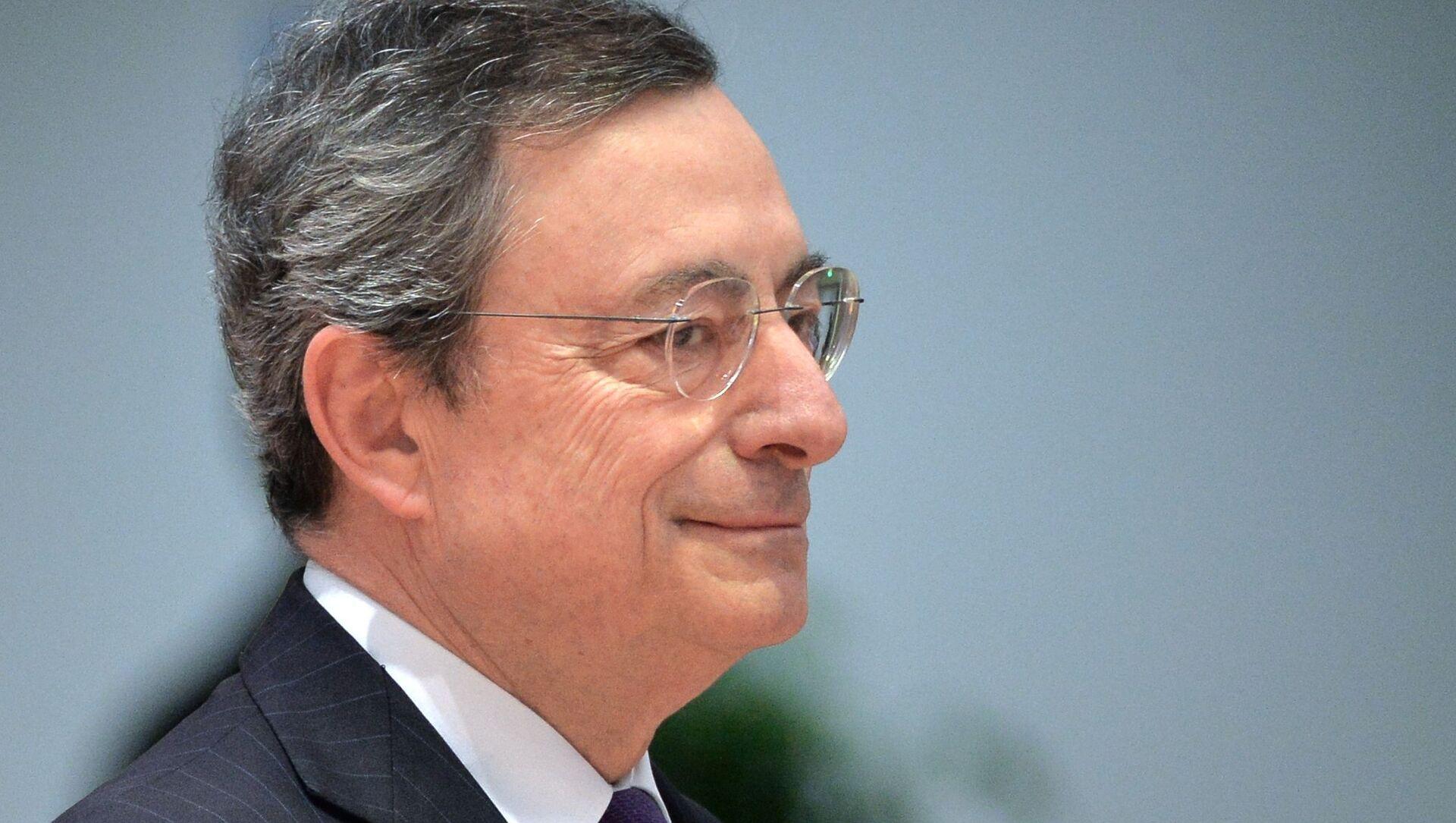 Mario Draghi  - Sputnik Italia, 1920, 17.02.2021