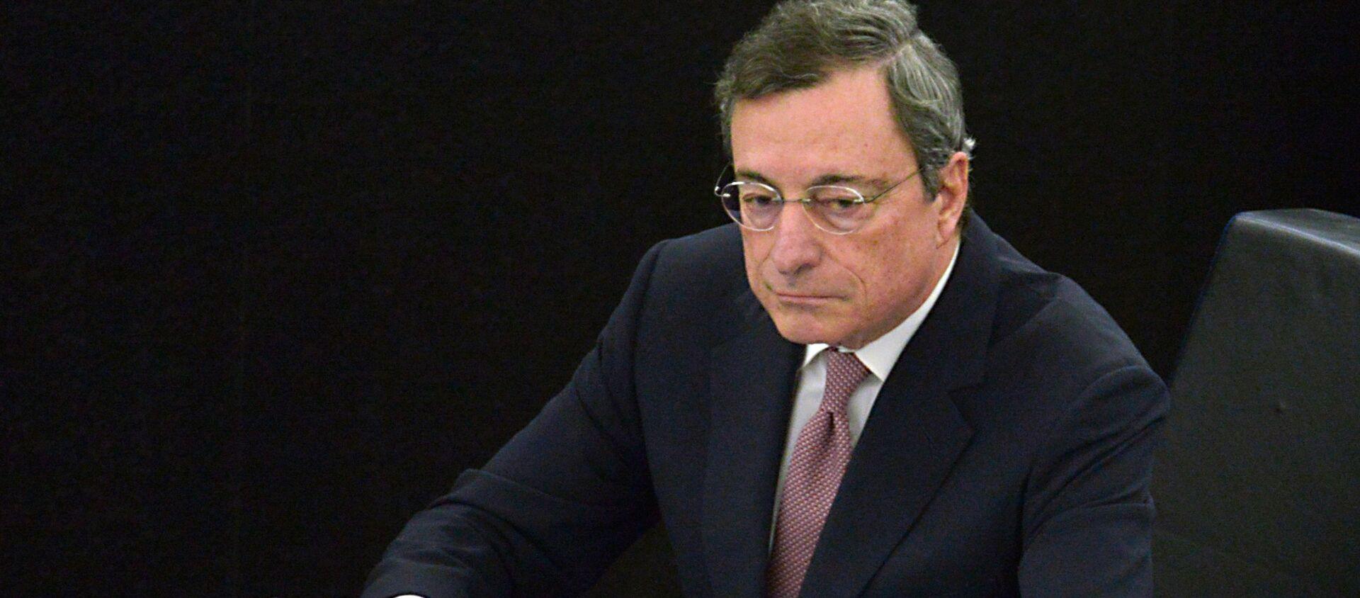 Mario Draghi - Sputnik Italia, 1920, 19.03.2021
