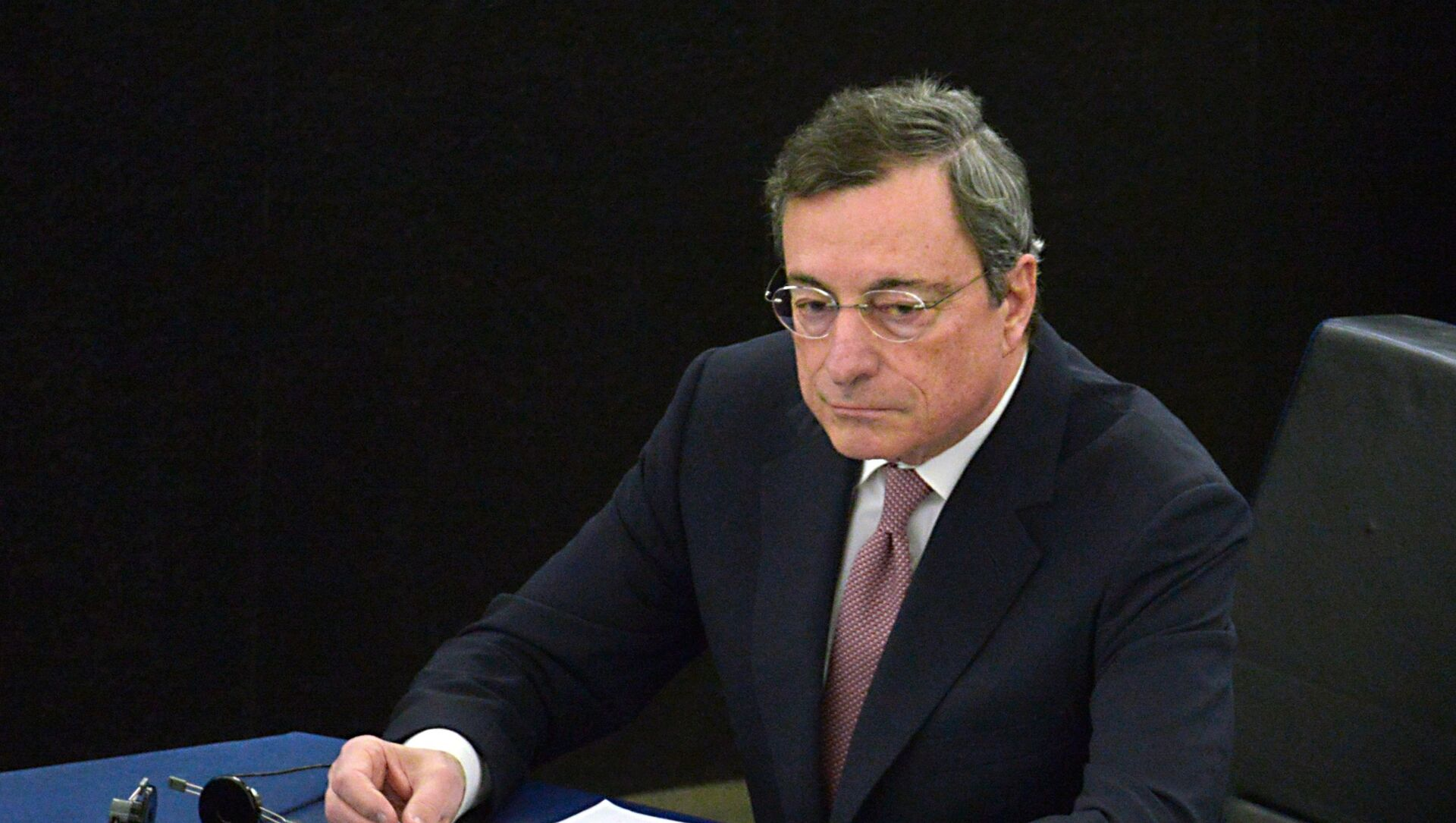 Mario Draghi - Sputnik Italia, 1920, 10.03.2021