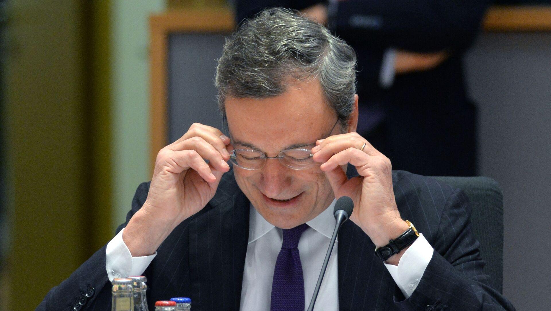Mario Draghi - Sputnik Italia, 1920, 25.02.2021