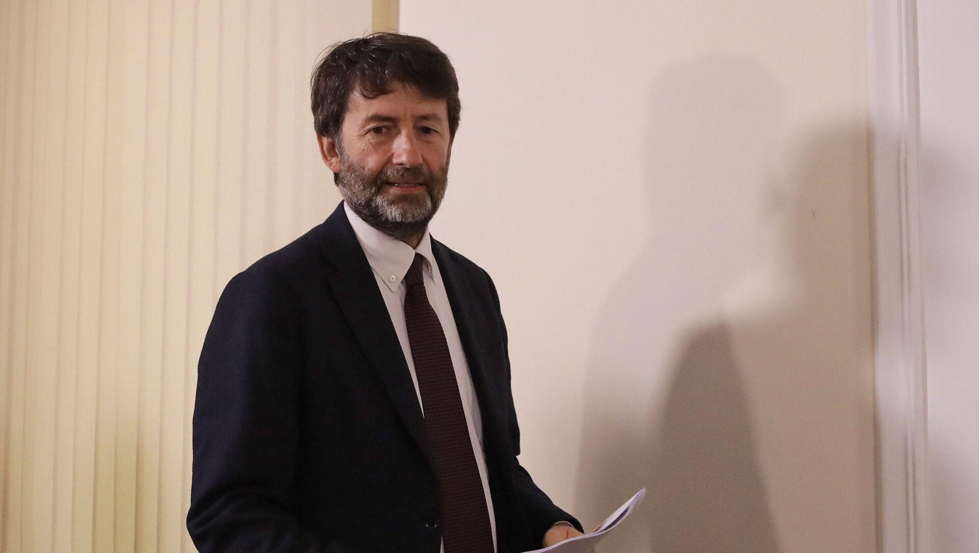 Dario Franceschini, Ministro per i beni e le attività culturali - Sputnik Italia, 1920, 02.05.2021