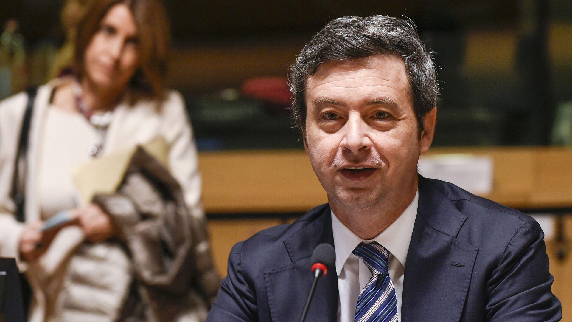 Andrea Orlando, nuovo Ministro del Lavoro - Sputnik Italia, 1920, 30.08.2021