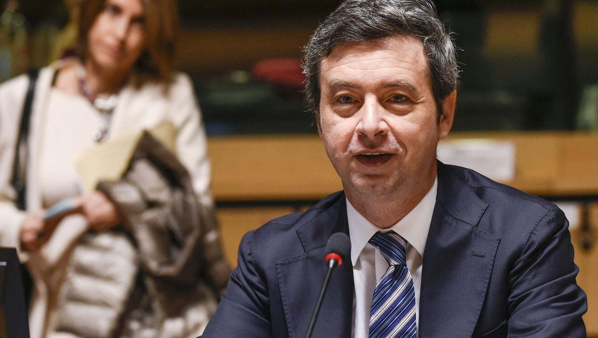 Andrea Orlando, nuovo Ministro del Lavoro - Sputnik Italia, 1920, 15.04.2021