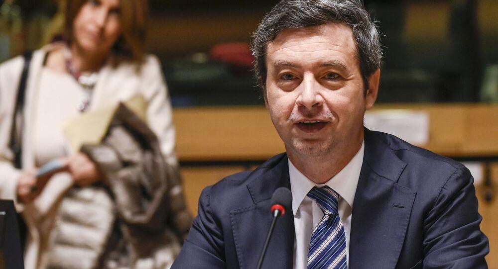 Andrea Orlando, nuovo Ministro del Lavoro