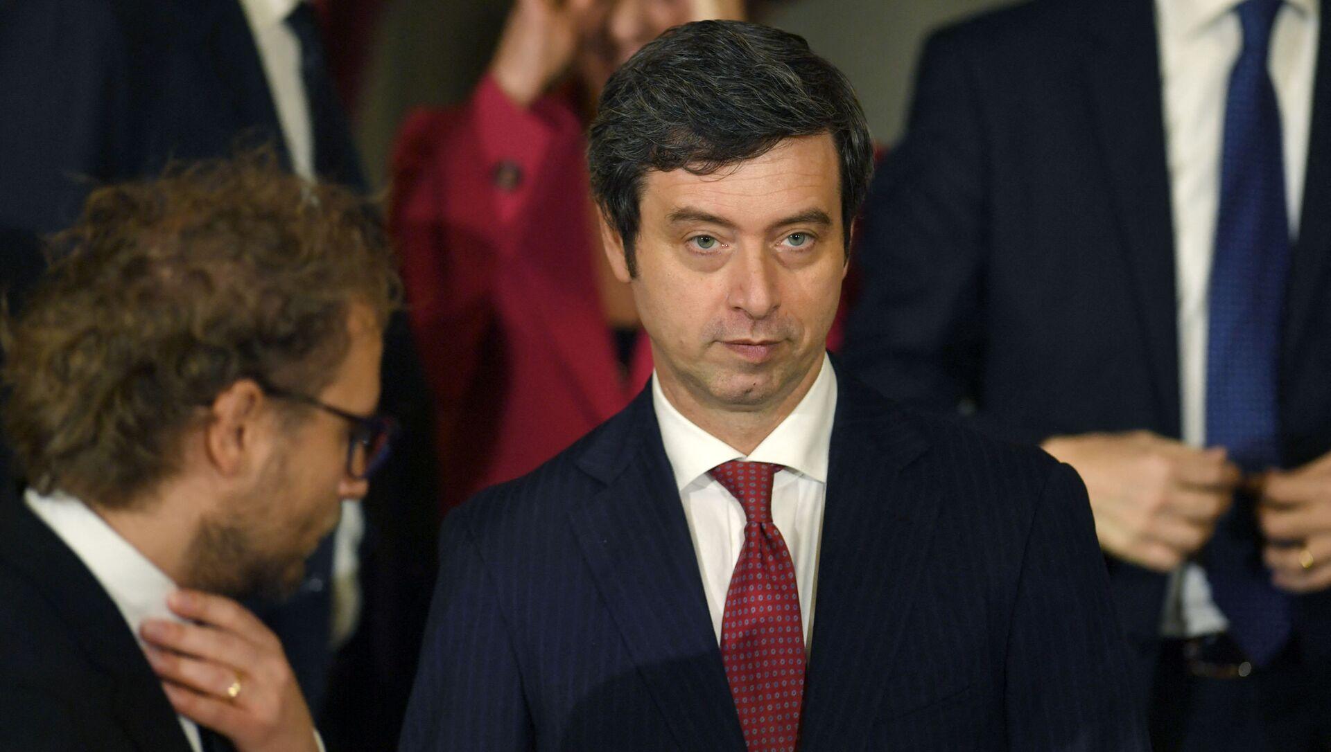 Andrea Orlando, nuovo Ministro del Lavoro - Sputnik Italia, 1920, 31.03.2021