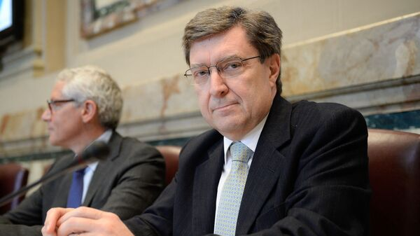 Enrico Giovannini, nuovo Ministro Infrastrutture e Trasporti - Sputnik Italia