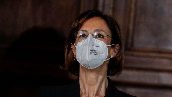 Marta Cartabia, ministra della Giustizia - Sputnik Italia