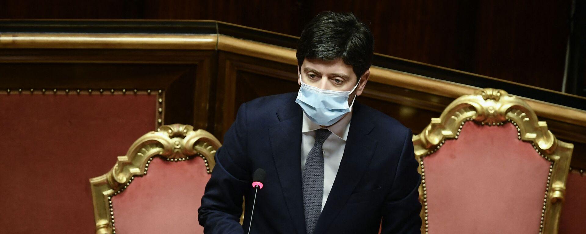 Roberto Speranza, ministro della Salute - Sputnik Italia, 1920, 20.04.2021