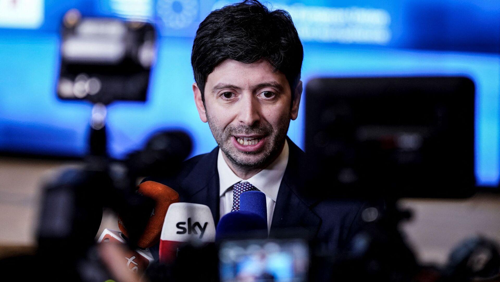 Roberto Speranza, ministro della Salute - Sputnik Italia, 1920, 16.03.2021