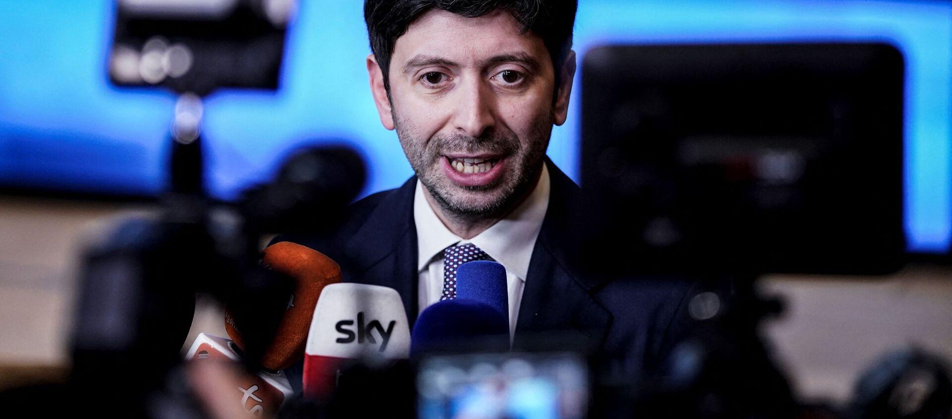 Roberto Speranza, ministro della Salute - Sputnik Italia, 1920, 24.03.2021