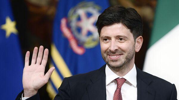 Roberto Speranza, ministro della Salute - Sputnik Italia