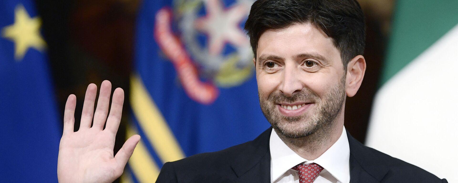 Roberto Speranza, ministro della Salute - Sputnik Italia, 1920, 21.03.2021