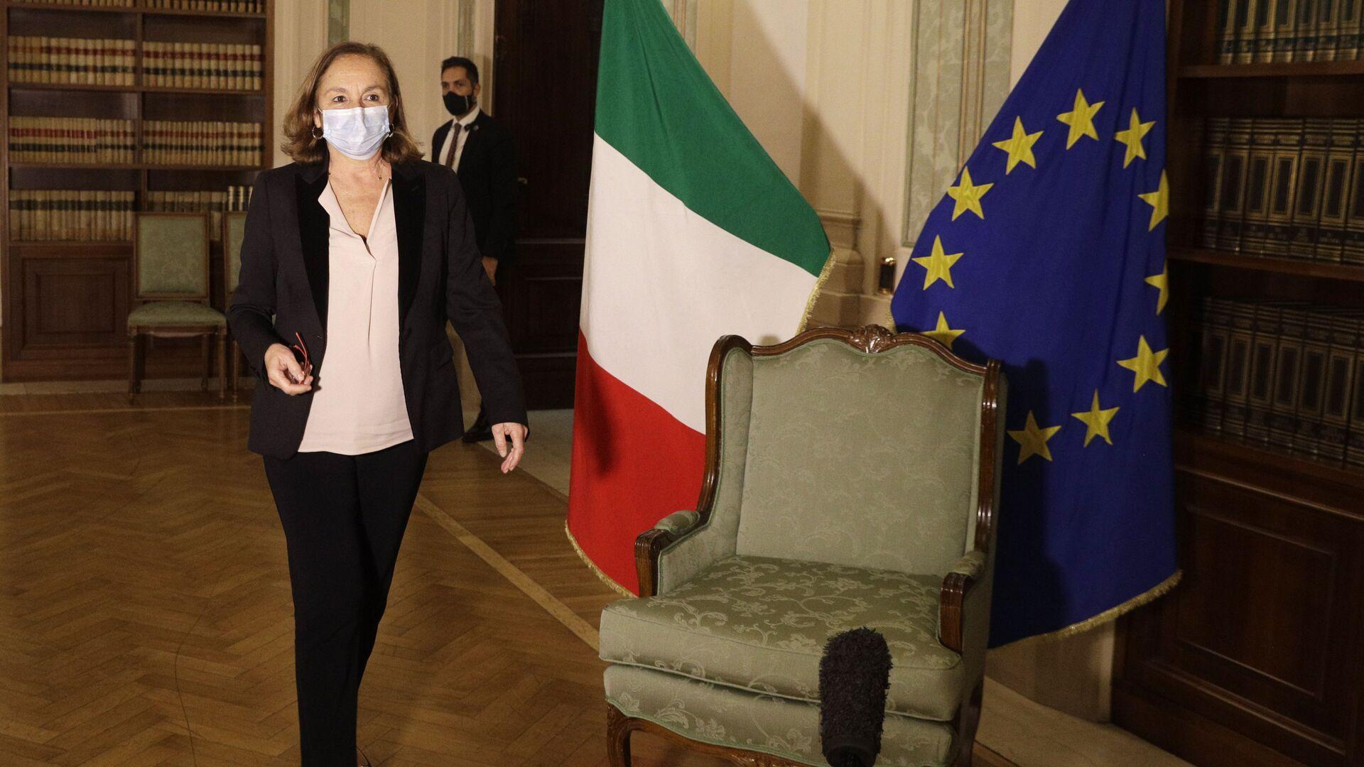 Luciana Lamorgese, ministra dell'Interno - Sputnik Italia, 1920, 10.09.2021