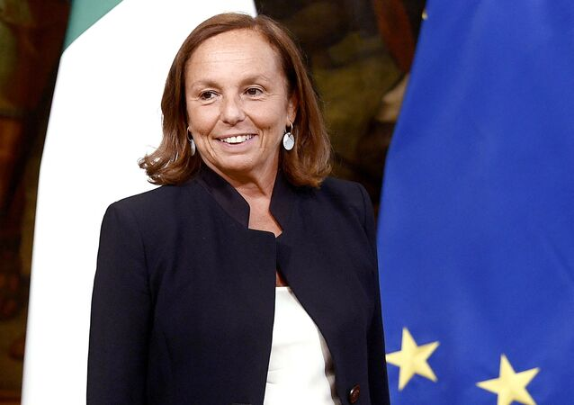 Luciana Lamorgese, ministra dell'Interno