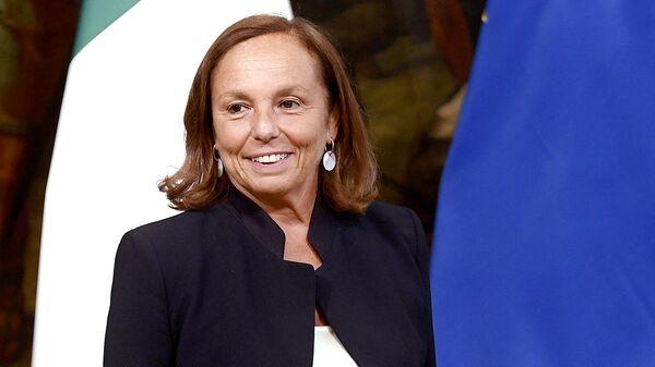 Luciana Lamorgese, ministra dell'Interno - Sputnik Italia