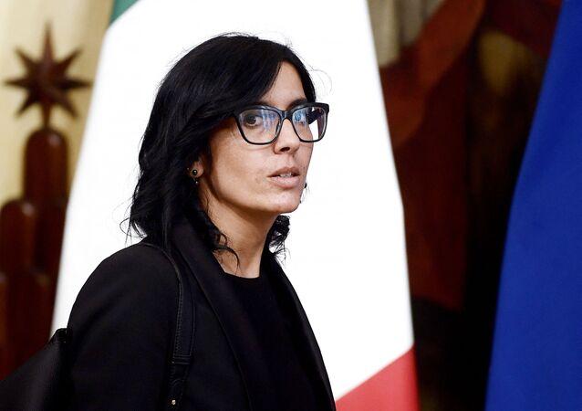 Fabiana Dadone, ministra alle Politiche giovanili